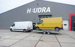 Nieuw in ons assortiment: de Hulco Carax multitransporter