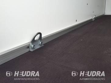Humbaur HK253015 304x151x180cm gesloten aanhangwagen
