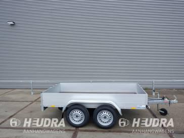 Anssems 750kg 251x126cm bakwagen, GTT-serie