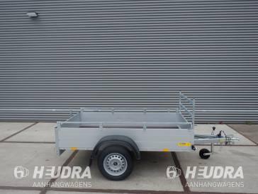 Anssems 750kg 211x126cm bakwagen, GT-serie
