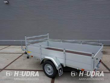 Anssems BSX 750kg 251x130cm bakwagen