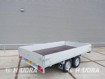 Anssems ASX plateauwagen 2000kg 325x178cm