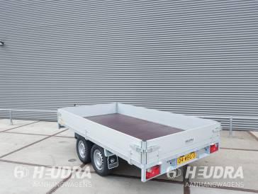 Anssems ASX plateauwagen 3000kg 325x178cm