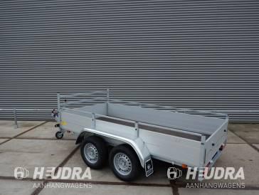 Anssems BSX 2500kg 301x150cm bakwagen