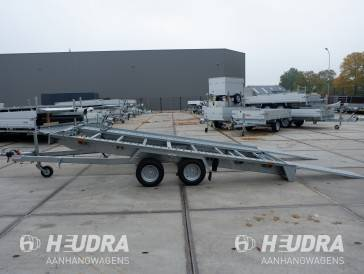 Humbaur 2700kg 400x200cm autotransporter
