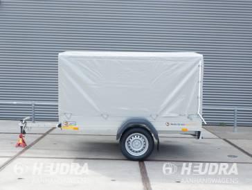 Saris KING XL bakwagen 226x126x120cm met huif