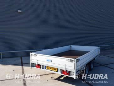Hulco Medax-2 2600kg 335x183cm plateauwagen