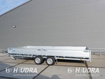 Hulco Medax-2 3000kg 502x223cm plateauwagen