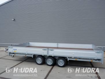 Hulco Medax-3 3500kg 502x223cm plateauwagen