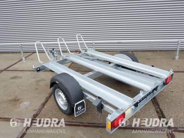 Humbaur motortransporter 750kg 210x137cm