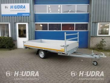 Eduard 311x180cm plateauwagen in diverse uitvoeringen leverbaar
