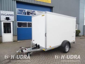 Humbaur enkelas 251x133x168cm koelwagen