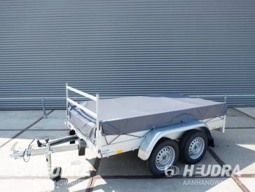 Vlakzeil voor Anssems GT 251x126cm bakwagen