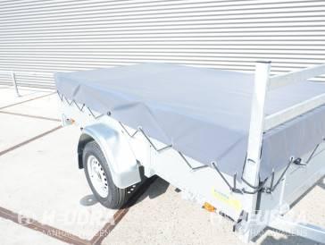 Vlakzeil voor Anssems BSX 301x150cm bakwagen