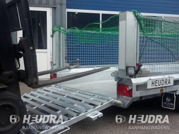Machinetransporter 400x150cm