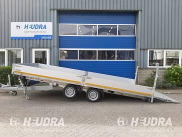 Eduard 3500kg 500x220cm kantelbare machinetransporter