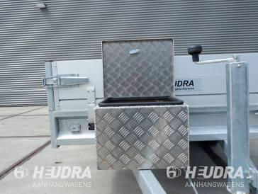 Aluminium disselkist 400x380x295mm
