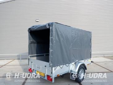 Huif 301x150x180cm voor Anssems BSX bakwagen