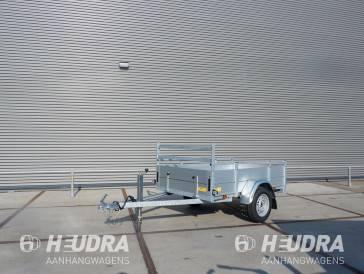 Anssems BSX 750kg 205x120cm bakwagen
