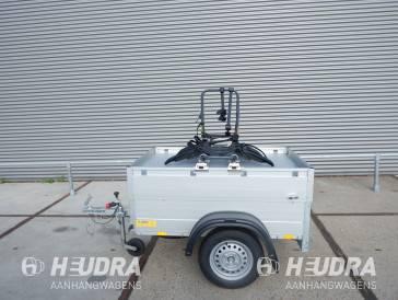 Demomodel Anssems bagagewagen GT500 151x101x48cm