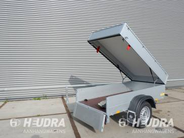 Demomodel ongeremde Anssems bagagewagen GT750 201x101x48cm