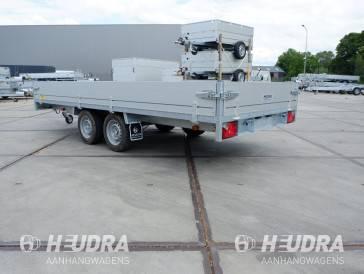 Anssems 2000kg 325x178cm plateauwagen, ASX-serie