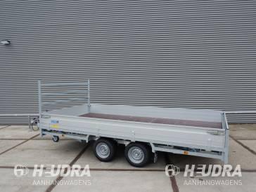 Voorrek voor Hulco Medax 203cm (breedte) plateauwagen