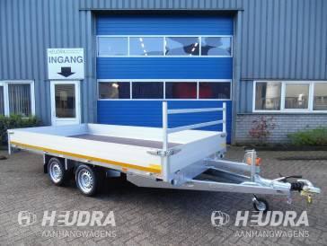 Eduard 406x220cm plateauwagen in diverse uitvoeringen leverbaar