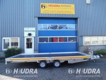 Eduard 506x220cm plateauwagen in diverse uitvoeringen leverbaar