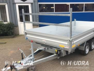 Voorrek voor Humbaur 150cm (breedte) plateauwagen