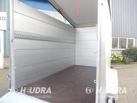 Bindrail voor gesloten aanhangwagen
