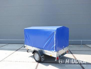 Saris KING XL 226x126x120cm bakwagen met huif