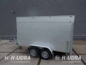 Actiemodel Anssems gesloten aluminium aanhangwagen 2500kg 301x151x153cm