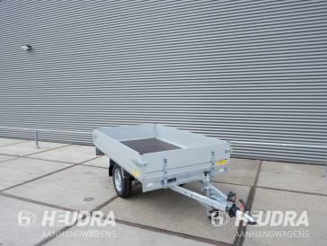 Anssems PLTB 1000kg 211x132cm plateauwagen