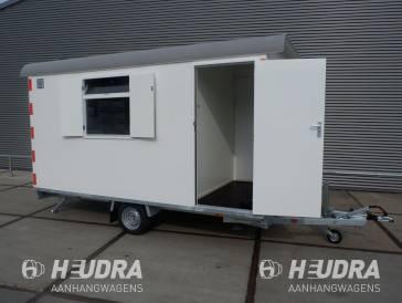 Voorraadmodel Anssems schaftwagen 1400kg 400x190x210cm