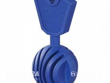 Anti-diefstalslot Safety Ball blauw