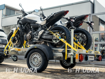 Humbaur 750kg 210x137cm motortransporter
