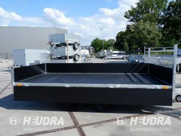 Geremde tandemas Saris plateauwagen 2700 of 3500 kg