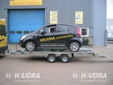 Humbaur FTK 274020 400x200cm autotransporter