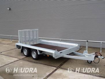 Hulco Terrax Basic 2600kg 294x150cm machinetransporter