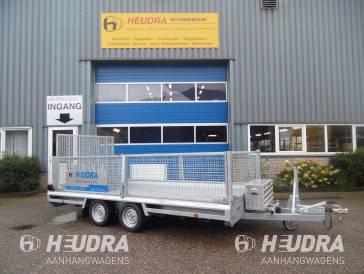 Loofrek 294x150x70cm voor Hulco Terrax machinetransporter