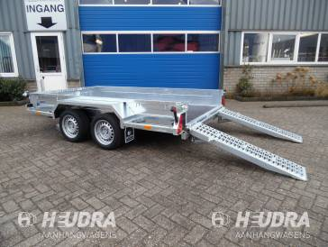 Saris 3000kg 306x168cm machinetransporter