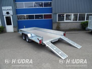 Saris MAGNUM MAXX 300 406x184cm machinetransporter