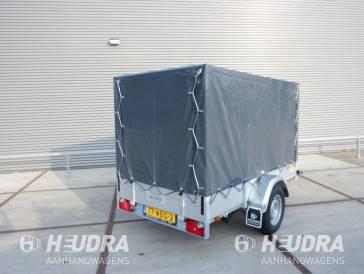 Huif 205x120x150cm voor Anssems BSX bakwagen