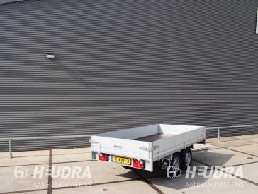 Anssems PSX 2000kg 305x153cm plateauwagen