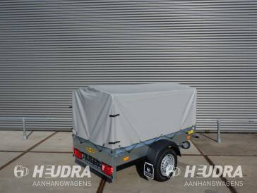 Huif voor Humbaur Steely bakwagen