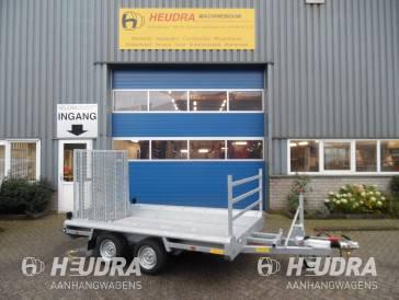 Hulco machinetransporter met optie voorrek
