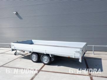 Anssems PSX 2000kg 405x178cm plateauwagen