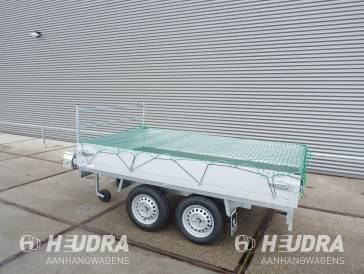 Voorraadmodel Anssems PLTT 1350kg 251x150cm plateauwagen