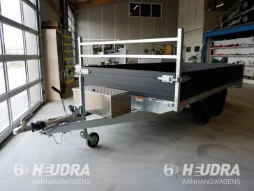 Voorrek voor Saris PL 150cm (breedte) plateauwagen